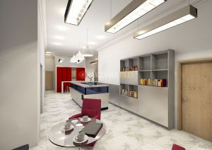 Commercial Project. Office Solution