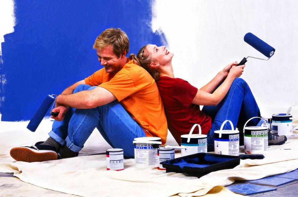 Painting Prep Work