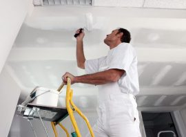 Industrial Painting: Interior & Exterior Painting, Epoxy Floor Coating
