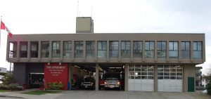 North Vancouver Fire Station