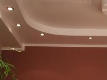 Painting interior walls