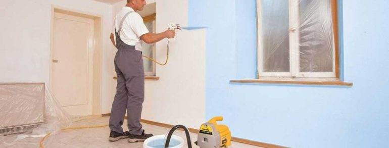 Paint City advises how to: Interior Wall and Paint