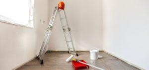 Prep Work before Painting Walls