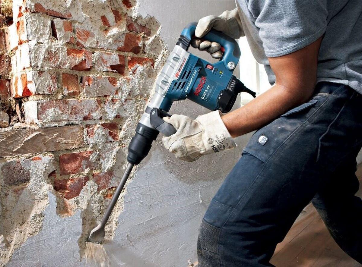 wall preparation
