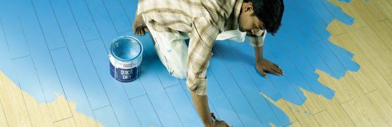 How to Paint Floor