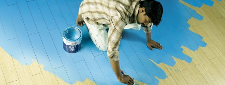 How to Paint Floor