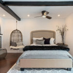 Bedroom Design 2018. The photo is presented Flair Design Build