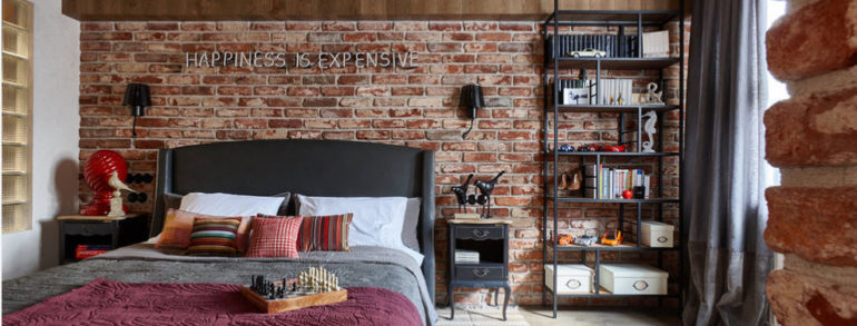 Bedroom Design 2018: 69 new projects