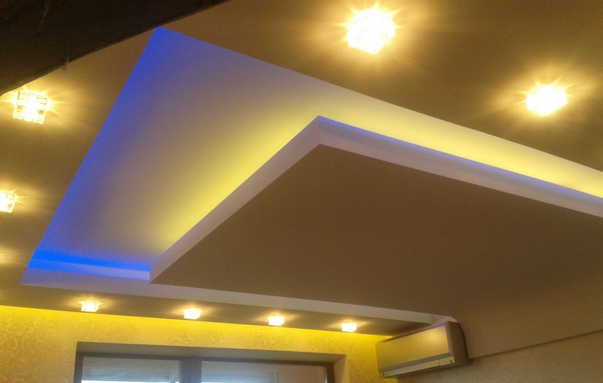 Finishing The Drywall Ceiling Painting Company Paint