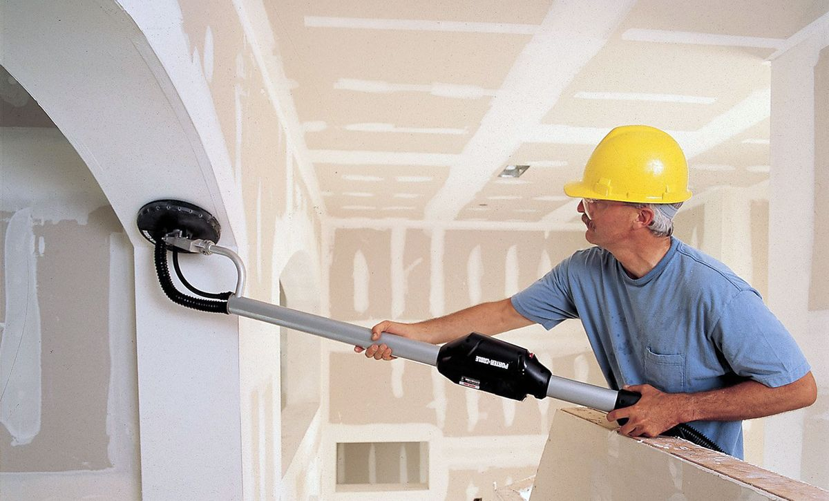 Preparation of Drywall Ceiling for painting