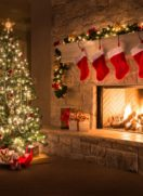 Christmas decor: 80+ ideas how to design a house