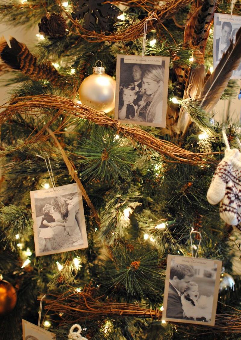 Christmas decor: handmade thing
