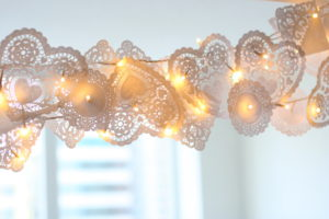 Christmas decor: Garlands