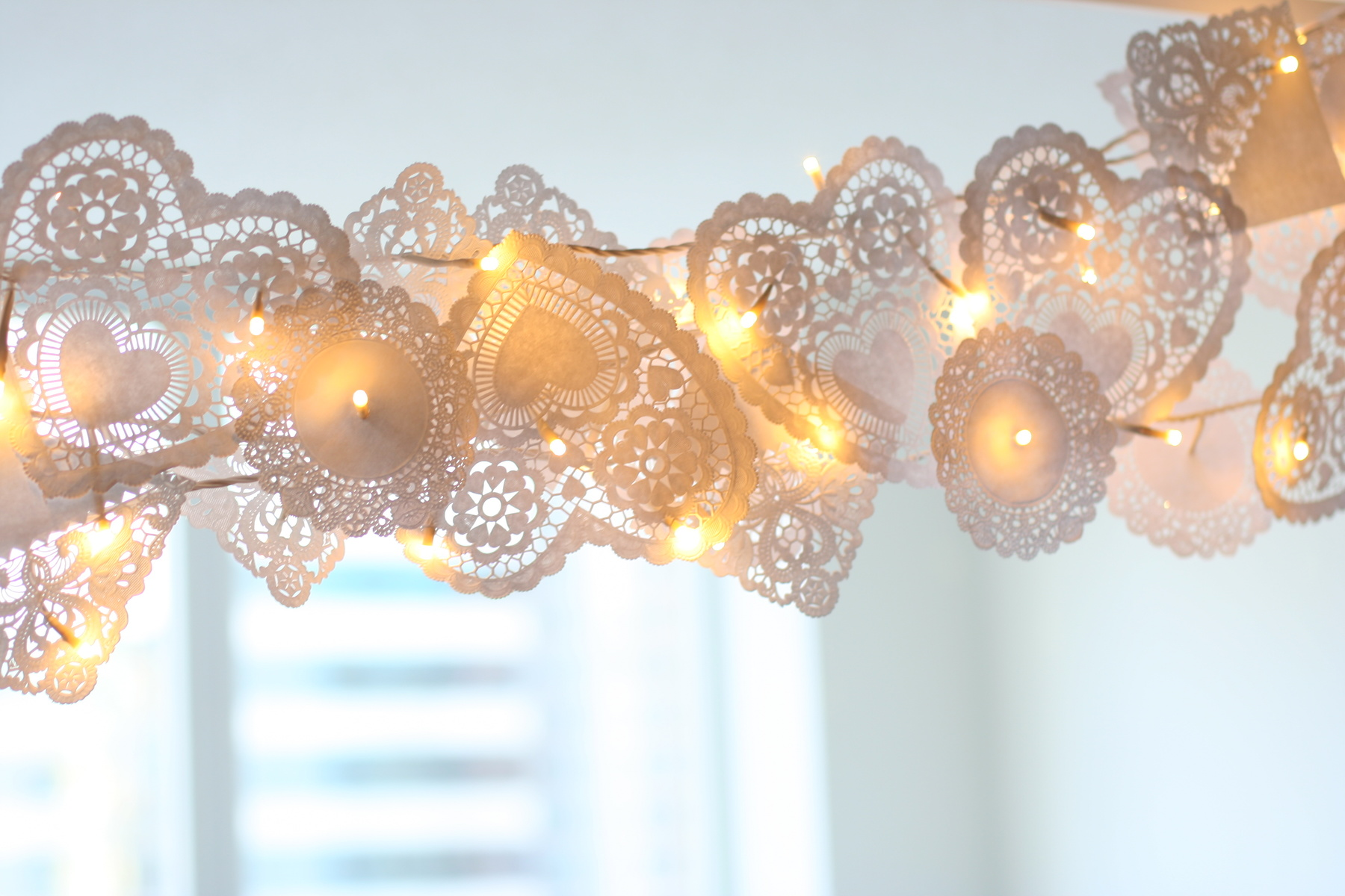 Christmas decor: Garlands