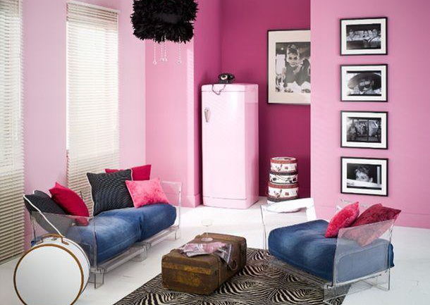 Painting living room: 16 ideas for the color of the walls