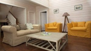 How to make a beautiful wood paneling