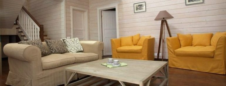 How to make a beautiful wood paneling? 7 simple tricks
