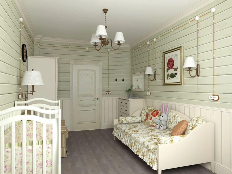 Apply wall decor
