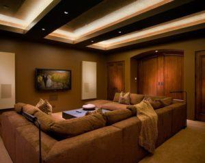 Ceilings from Drywall