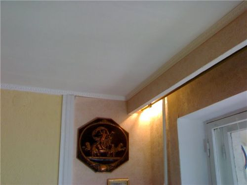 Drywall cornice