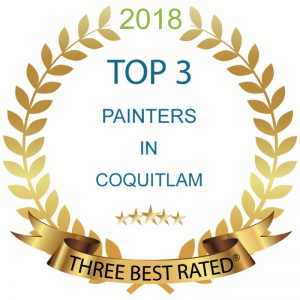 Top 3 Painters in Coquitlam, BC