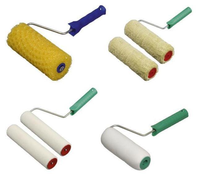 Choosing a roller