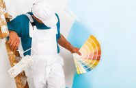 Optimal number of paint layers for wall and ceilings painting