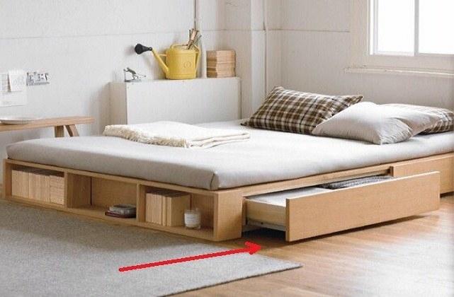 Furniture help increase living space