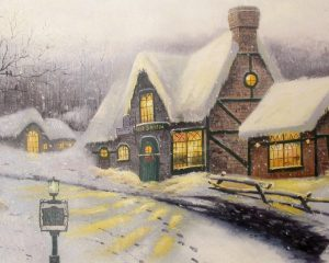 paint in winter