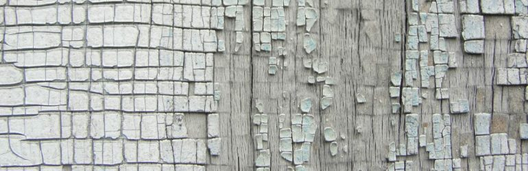 How to remove old paint