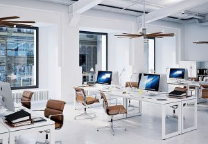 White color in office