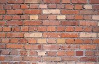 How to make an imitation of a brick wall from a plaster?