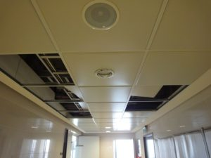 FRP Wall and Ceiling Panels
