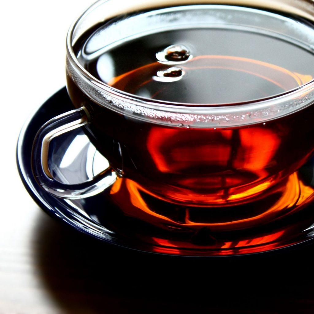 Brewed Tea Leaf