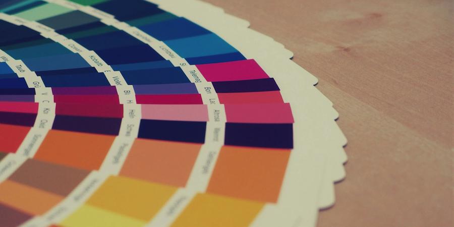 Use the color palette