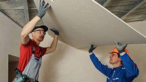 install drywall