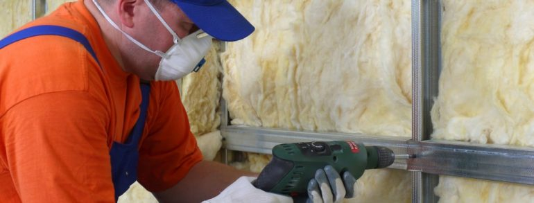 Drywall thermal insulation: does it worth it?