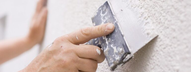 Decorative plaster finishing: how to do it yourself?
