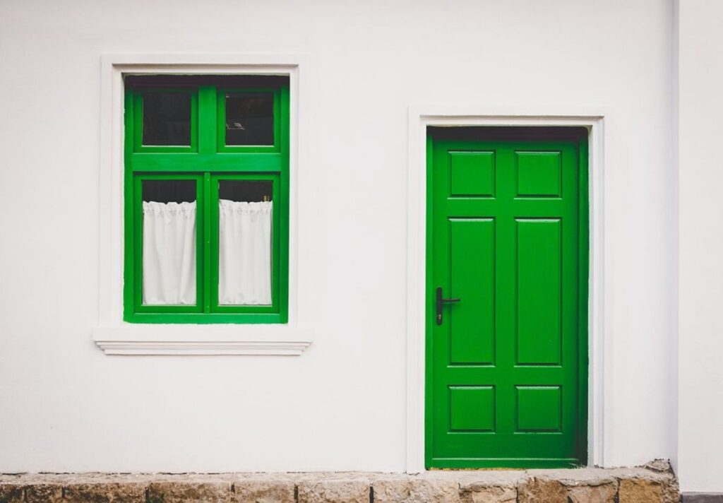 Refresh the interior and facades