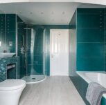 The Best Materials and Colors for a Bathroom Ceiling