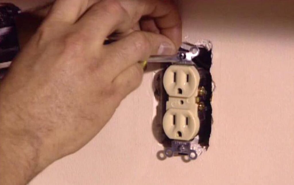 install outlet