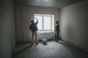 How to start the roughing renovation