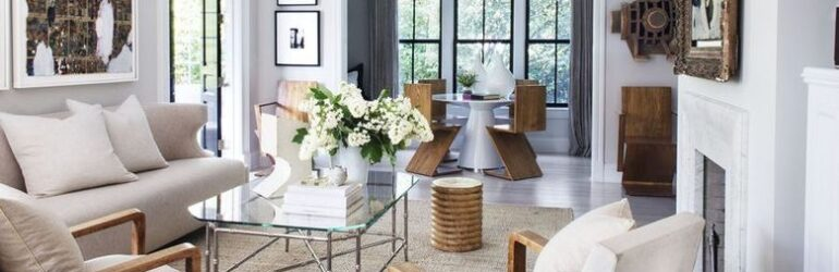 Interior design: what it costs and is not worth saving