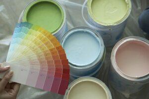 choose paint color