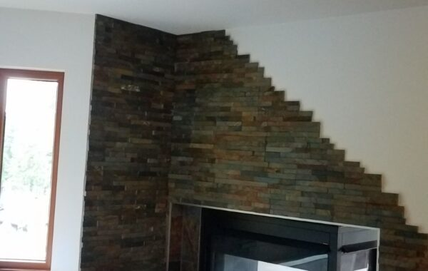 Installing a fireplace in Vancouver