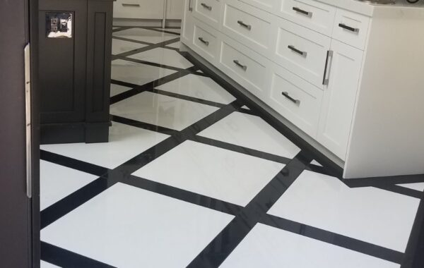 Kitchen installation in Vancouver