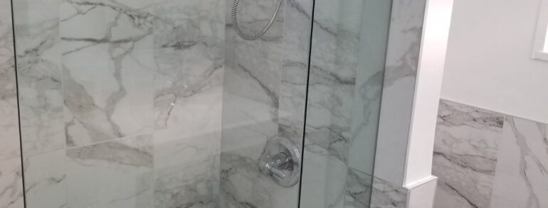 Bathroom at Burnaby